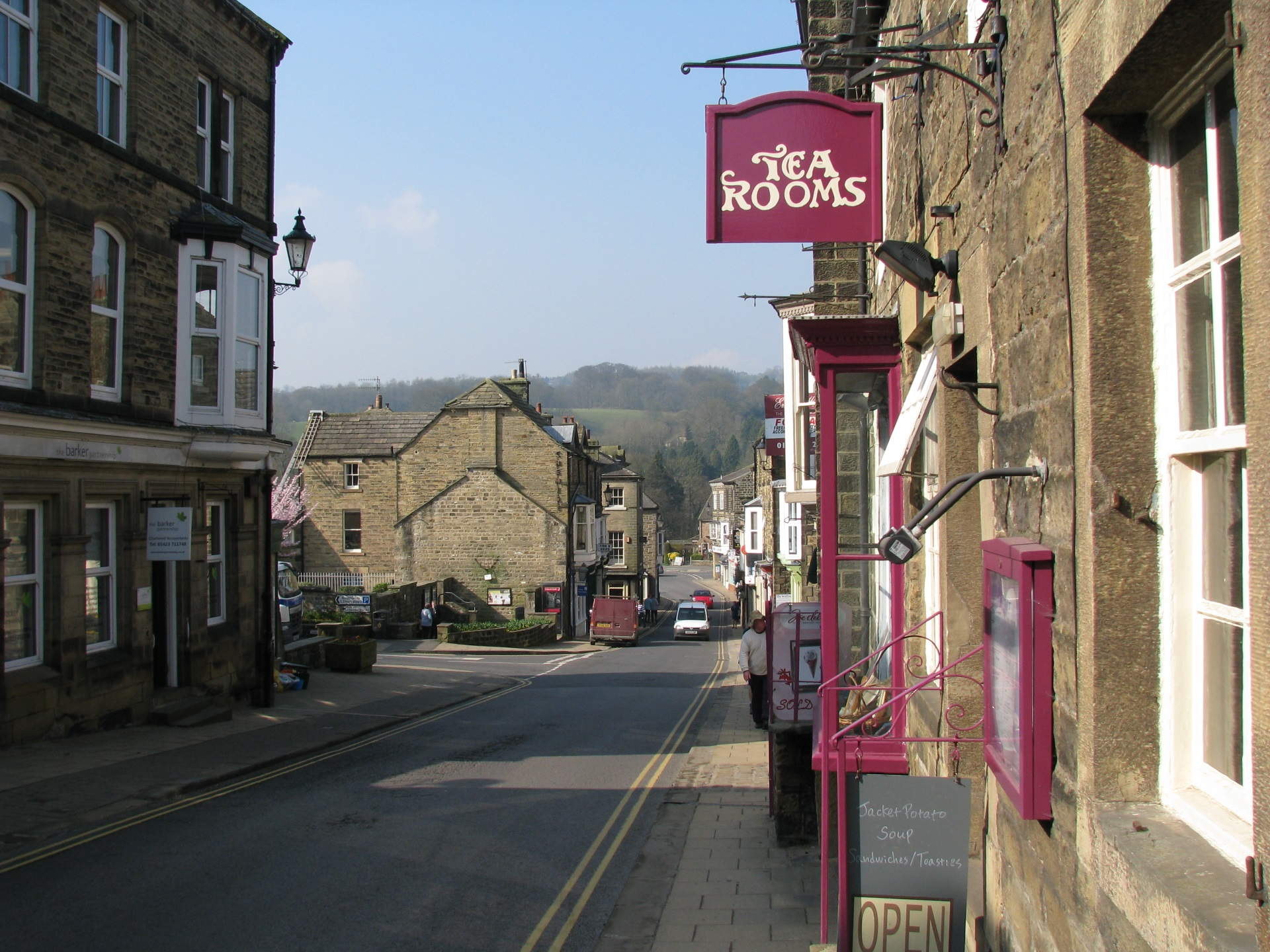 pateley bridge guest house